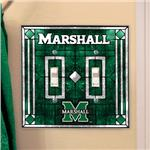 Marshall Double Switch Plate Cover